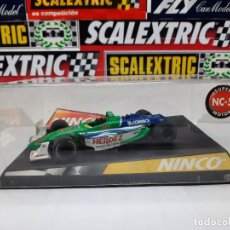"Slot Cars: LOLA FORD "" HERDEZ COMPETITION "" FORMULA # 4 NINCO SCALEXTRIC !! DESCRIPCION.... Lote 236903830"