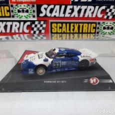 "Slot Cars: PORSCHE 911 GT1 "" SCHUBEL "" # 33 NINCO SCALEXTRIC !! DESCRIPCION.... Lote 236907395"