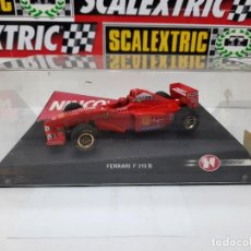 "Slot Cars: FERRARI F 310 B FORMULA "" BRITISH DRIVER "" # 6 NINCO SCALEXTRIC !! DESCRIPCION.... Lote 236909335"
