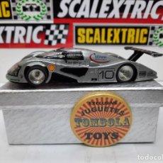 Slot Cars: AUDI R8 C # 9 SLOT.IT MOTOR NINCO SCALEXTRIC !! DESCRIPCION.... Lote 236916560