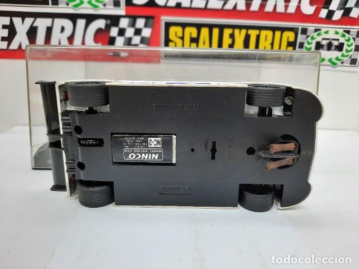 "Slot Cars: BMW LM V12 "" FINA "" #1 NINCO SCALEXTRIC !! - Foto 7 - 237349705"