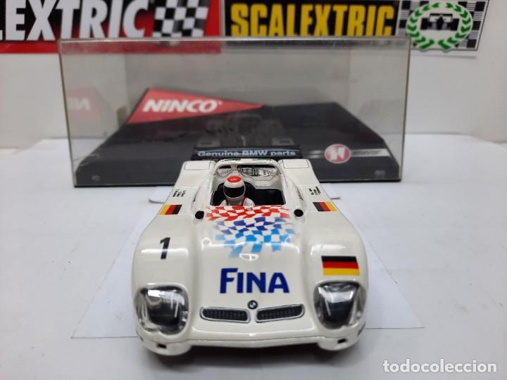 "Slot Cars: BMW LM V12 "" FINA "" #1 NINCO SCALEXTRIC !! - Foto 9 - 237349705"