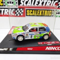 "Slot Cars: GOLF SEVEN "" 7 UP "" NINCO SCALEXTRIC !!. Lote 237558380"