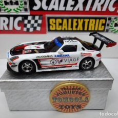 "Slot Cars: MERCEDES SLS GT3 "" VIAGE LIGHTNING"" NINCO SCALEXTRIC !!. Lote 237568580"