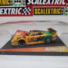 "Slot Cars: PORSCHE 911 GT1 "" ROHR "" #01 NINCO SCALEXTRIC. Lote 238495125"
