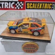 "Slot Cars: SEAT CORDOBA WRC 99 "" LIATTI / CASSINA "" #10 NINCO SCALEXTRIC. Lote 238601090"