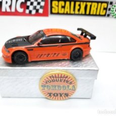 "Slot Cars: BMW M3 "" TUNING "" MOTOR NINCO SCALEXTRIC !! DESCRIPCION.... Lote 238855295"