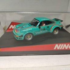 Slot Cars: NINCO PORSCHE 934 VAILLANT REF. 50331. Lote 240532420