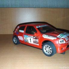 Slot Cars: RENAULT CLIO 16 V DE NINCO, SLOT.. Lote 240832430