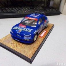 Slot Cars: COCHE SCALEXTRIC DE NINCO PEUGEOT 306 CEPSA. Lote 241322850