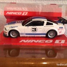 Slot Cars: NINCO FORD MUSTANG 1 NUEVO!. Lote 242119140
