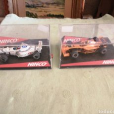 Slot Cars: 2 COCHES NINCO. Lote 242119835