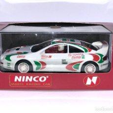 Slot Cars: NINCO TOYOTA CELICA GT - FOUR CASTROL #50109 SCALEXTRIC SLOT CAR 1:32 NUEVO. Lote 244619575