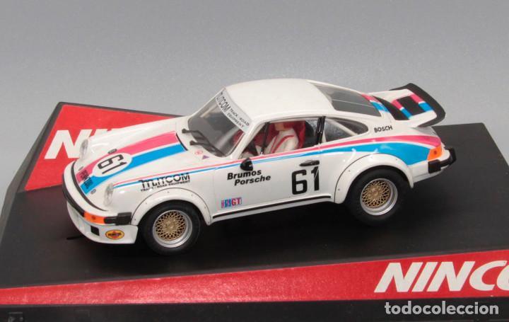 PORSCHE 934 BRUMOS (NINCO) (Juguetes - Slot Cars - Ninco)
