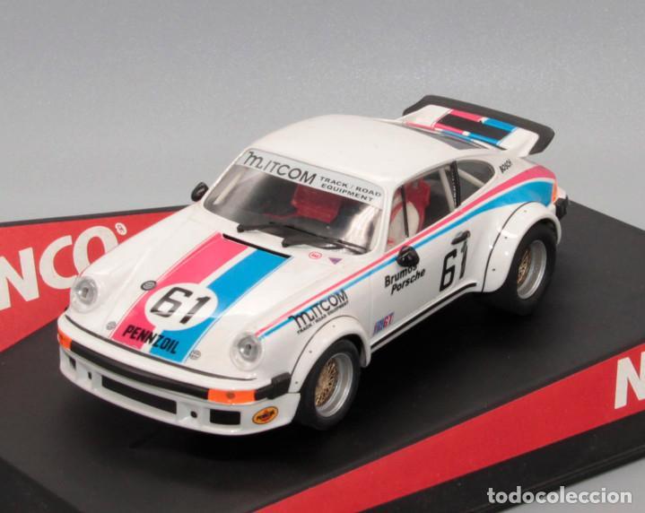Slot Cars: Porsche 934 Brumos (Ninco) - Foto 2 - 244895150