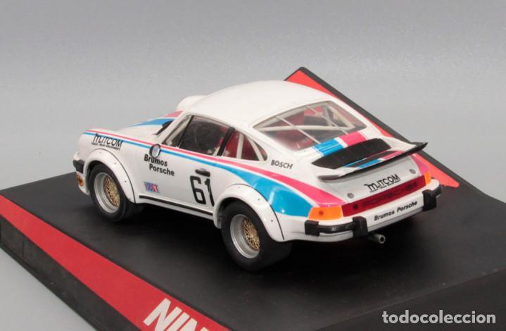 Slot Cars: Porsche 934 Brumos (Ninco) - Foto 3 - 244895150