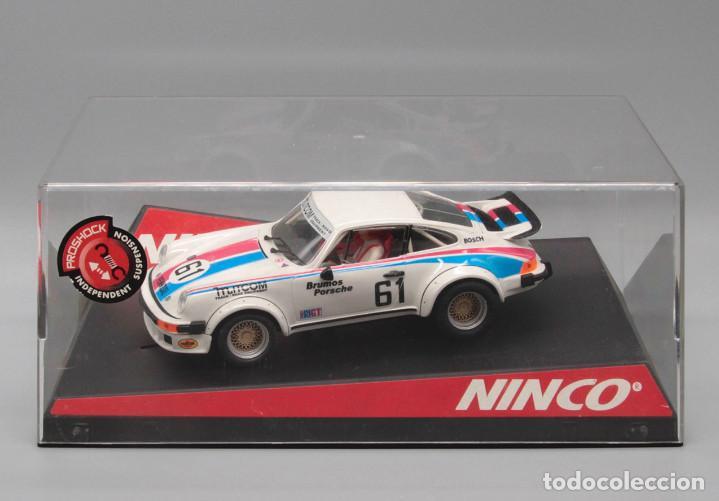 Slot Cars: Porsche 934 Brumos (Ninco) - Foto 4 - 244895150