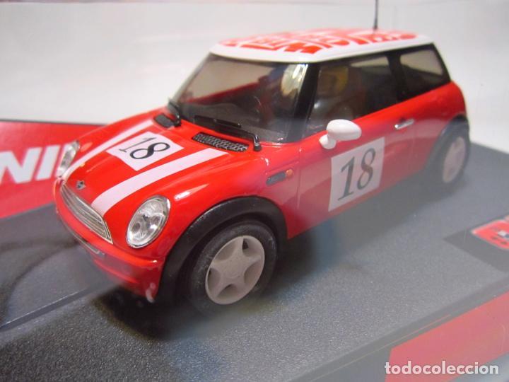 Slot Cars: MINI COOPER BIMBO NINCO NUEVO - Foto 3 - 245313880