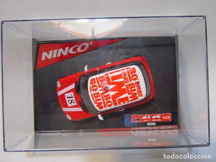 Slot Cars: MINI COOPER BIMBO NINCO NUEVO - Foto 4 - 245313880