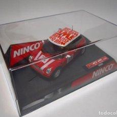 Slot Cars: MINI COOPER BIMBO NINCO NUEVO. Lote 245313880