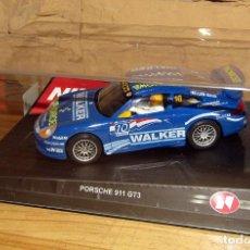 Slot Cars: NINCO - PORSCHE 911 GT3 - REF 50189 - NUEVO A ESTRENAR. Lote 247727810