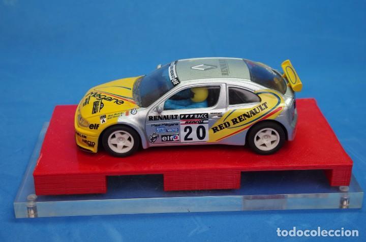 SCX RENAULT MAXI MEGANE (Juguetes - Slot Cars - Ninco)