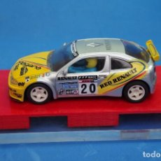 Slot Cars: SCX RENAULT MAXI MEGANE. Lote 251410575