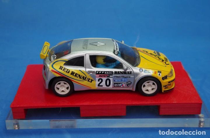 Slot Cars: SCX RENAULT MAXI MEGANE - Foto 2 - 251410575