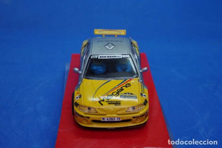 Slot Cars: SCX RENAULT MAXI MEGANE - Foto 3 - 251410575