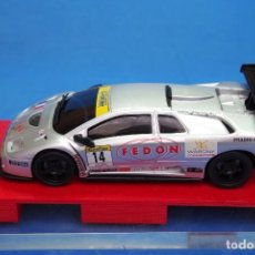 Slot Cars: SCX NINCO LAMBORGINI DIABLO FEDON. Lote 251412295