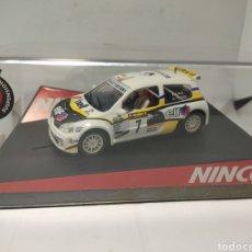 Slot Cars: NINCO RENAULT CLIO SUPER 1600 ELF REF. 50300. Lote 253269670