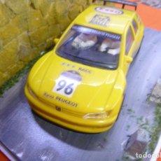 Slot Cars: PEUGEOT 306 - CATALUÑA AÑO 96. Lote 253934490