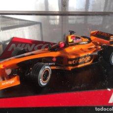 Slot Cars: ARROWS A23 Nº21 BERNOLDI NINCO REF 50281. Lote 254052615