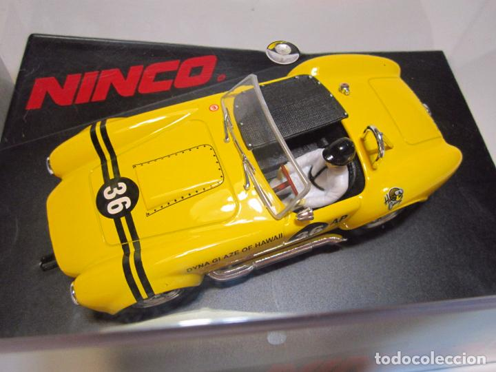 Slot Cars: AC COBRA SPORT NINCO NUEVO - Foto 2 - 257557550