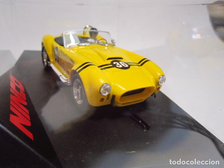 Slot Cars: AC COBRA SPORT NINCO NUEVO - Foto 3 - 257557550