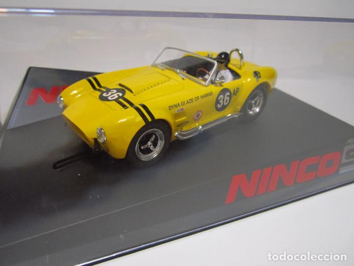 AC COBRA SPORT NINCO NUEVO (Juguetes - Slot Cars - Ninco)