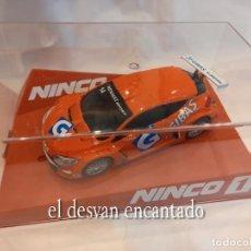 Slot Cars: NINCO. RENAULT MEGANE TROPHY 2009. Lote 261815065
