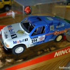 Slot Cars: ANTIGUO COCHE DE SLOT FORD PRO TRUCK NINCO RALLY RAID BAJA - SPEEDY - SCALEXTRIC SCX. Lote 263212020