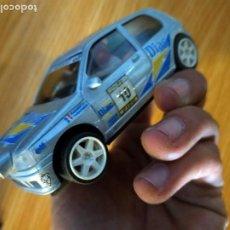 Slot Cars: ANTIGUO COCHE DE SLOT NINCO RENAULT CLIO - SCALEXTRIC RALLY - SCX. Lote 263212765