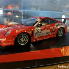 Slot Cars: ANTIGUO COCHE RALLY SLOT NINCO PORSCHE 911 997 GT. Lote 263281540