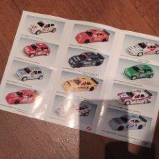 Slot Cars: LOTE CUATRO CATALOGOS NINCO 1990 - 1999 - 2003 INCLUIDO EL PRIMERO QUE SACARON. Lote 263298705