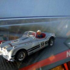 Slot Cars: ANTIGUO COCHE DE SLOT NINCO JAGUAR XK 120 - SCALEXTRIC SCX. Lote 263541735
