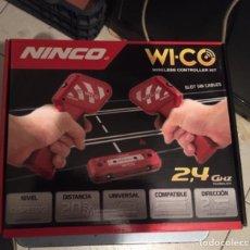 Slot Cars: MANDOS WICO NINCO VER DESCRIPCION. Lote 265421159