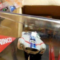 Slot Cars: ANTIGUO COCHE DE SLOT NINCO FORD AC COBRA - SCALEXTRIC SCX. Lote 267341264