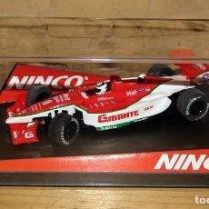 Slot Cars: SCALEXTRIC NINCO - LOLA FORD RAHAL TEAM - 50316 - NUEVO A ESTRENAR. Lote 274167338