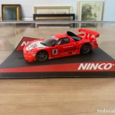 "Slot Cars: COCHE CARRERAS NINCO ""HONDA NSX AUTOBACS"". Lote 275257168"