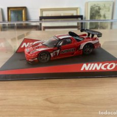 """Slot Cars: COCHE CARRERAS NINCO """"HONDA NSX CLUB NINCO"""". Lote 275258463"""
