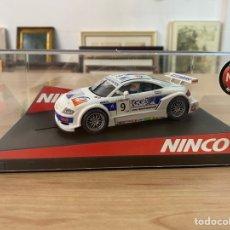 """Slot Cars: COCHE CARRERAS NINCO """"AUDI TT-R BELCAR"""". Lote 275259218"""