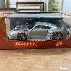 """Slot Cars: COCHE CARRERAS NINCO """"PORSCHE 911 GT1 ROADCAR"""". Lote 275274628"""