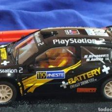 Slot Cars: RENAULT CLIO SÚPER 1600. Lote 275330953